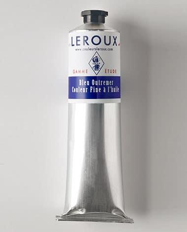 Couleurs Leroux - Gamme étude huiles fines