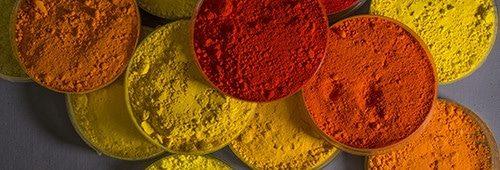 Pigments purs à 100% Leroux