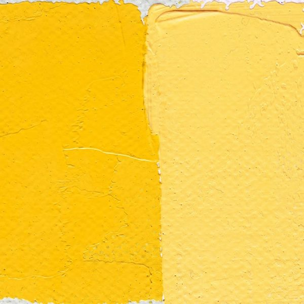 peinture-jaune-de-chrome-moyen- veritable