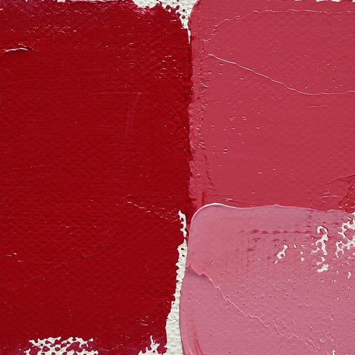 Peinture à l'huile extra-fine Rouge de Cadmium Pourpre ...
