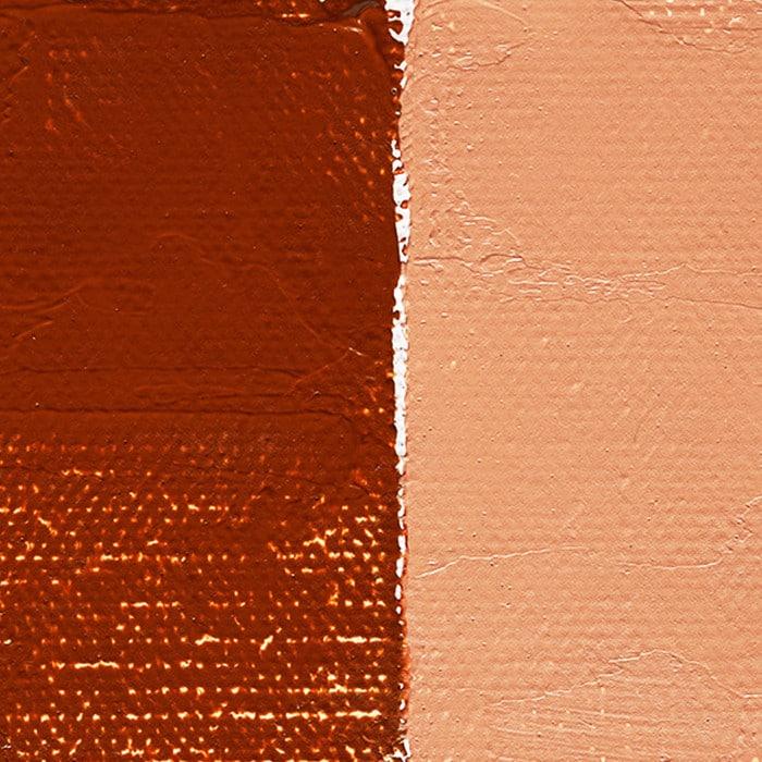 peinture l 39 huile extra fine terre de sienne br l e. Black Bedroom Furniture Sets. Home Design Ideas