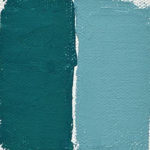 peinture-vert-bleute-cobalt-moyen-veritable