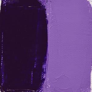 peinture violet outremer véritable