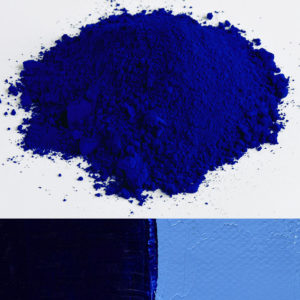 bleu de phtalocyanine