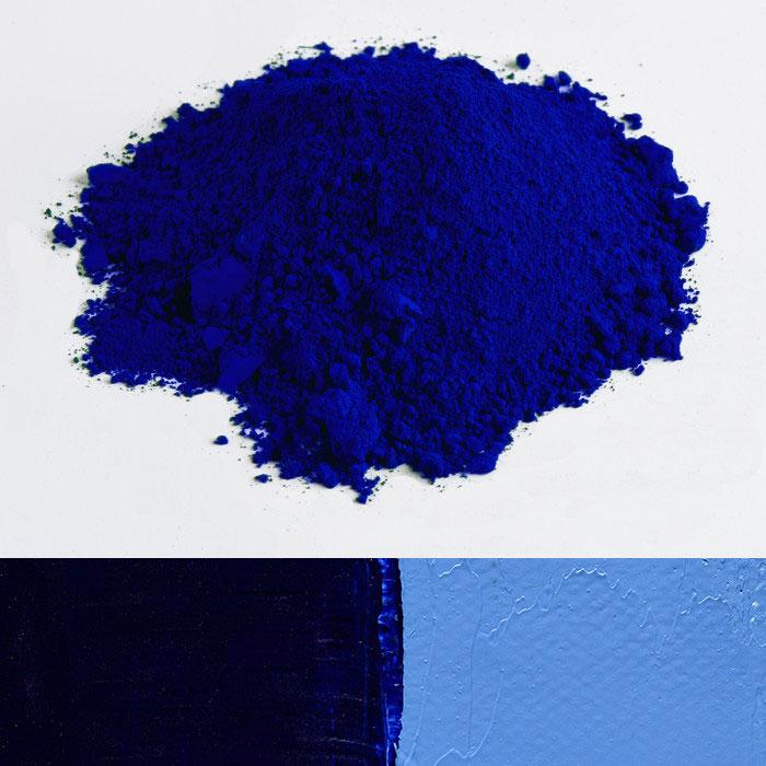 Acheter Pigment Pur Bleu De Phtalocyanine Couleurs Leroux Fabricant