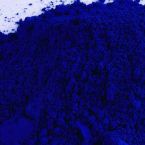 pigment bleu de phtalocyanine