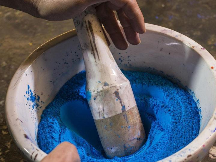 L'invention de la peinture à l'huile