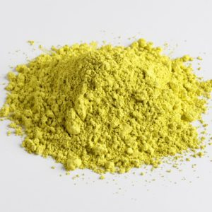 pigment-jaune-titanate-de-nickel-1