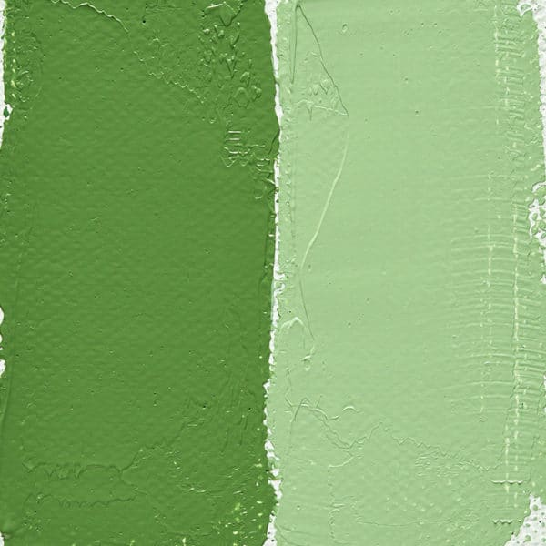 peinture vert de zinc gamme étude