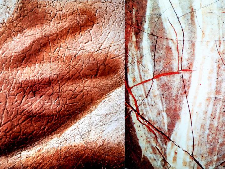 Les différentes craquelures d'une peinture à l'huile et leurs causes