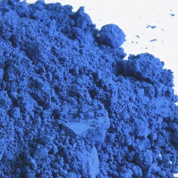 pigment bleu azur cobalt