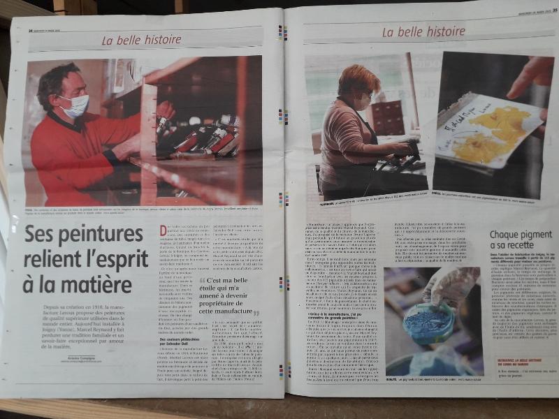 Article du 24 mars 2021 - YONNE REPUBLICAINE